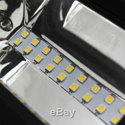 1800W 12V LED Work Light Bar Spot Lights for Driving Lamp Offroad Car Truck SUV