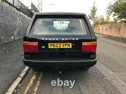 1996 Range Rover p38 dse 2.5 diesel