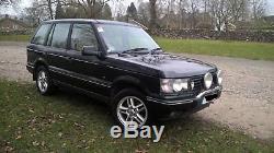 1997 P38 Range Rover 2.5 DSE