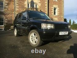 1997 Range Rover P38 2.5D (BMW engine)