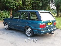1998 Range Rover P38 2.5 DT / Full History / MOT til'19 / Easy Repair