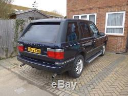1998 Range Rover P38 2.5 Dse Low Mileage Lovely Future Classic