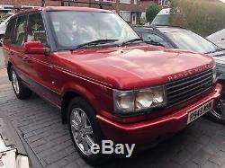 1998 Range Rover P38 Dse 2.5 Diesel tow bar MOT 2019