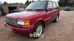 1998 range rover p38 2.5 dse