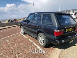 1999 Range Rover P38 Automatic Diesel MOT until 5/01/22