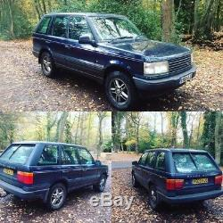 1999 Range Rover P38 DT