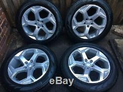20 Range Rover Discovery Vogue Sport Svr Supercharged Alloy Wheels Tyres Rims
