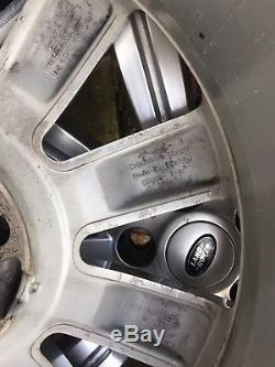 20 Range Rover Sport VW Transporter T5 T6 T5.1 Alloy Wheels Continental Tyres