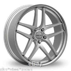 20 Silver Speedy Alloy Wheels Fits Discovery Range Rover Sport Vw Amarok T5