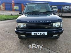 2000 Range Rover P38 4.0 V8 Hse In Oxford Blue
