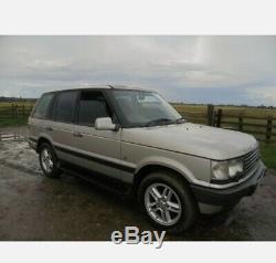 2000 (w) Range Rover P38 2.5 Dhse Auto