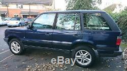 2001 P38 Range Rover Hse 4.0 V8 Auto