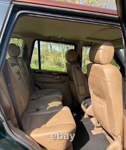 2001 RANGE ROVER P38 4.0 HSE Auto