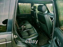 2001 Range Rover P38 2.5 Bonatti Grey Air Suspension