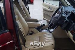 2001 Range Rover P38 2.5TD County