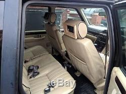 2001 Range Rover P38 4.6 Automatic Petrol/Gas (with unique powerfold mirrors!)