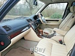 2001 Range Rover P38a 4.6 Vogue Automatic. One Of The Last P38's Future Classic