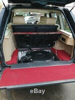 2001 Range Rover p38 4.6 LPG