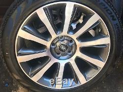 2018 Range Rover 21 Sport Vogue L494 L405 Alloy Wheels Autobiography SVR Tyres