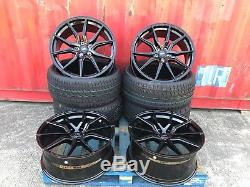22 Concave Alloy Wheels + Tyres Range Rover Sport / Discovery / Bmw X5