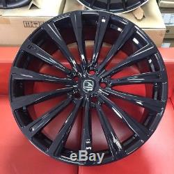 22 Hawke Chayton Alloy Wheels Fits Range Rover Vogue Sport Discovery T5
