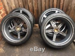22 Range Rover Sport Vogue Discovery Transporter T6 T5 Svr Alloy Wheels Tyres