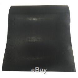 3D Car Interior Accessories Panel Carbon Fiber Vinyl Wrap Sticker Decorative