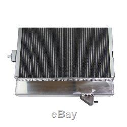 4 ROW RADIATOR FOR 1987-1998 Land Rover Discovery / Range Rover Series 1 3.9L V8