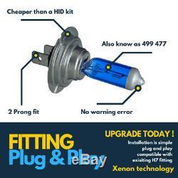 4x H7 Xenon White 477 100w Headlight Bulbs Fog light Halogen 499 Globes Hid 12v