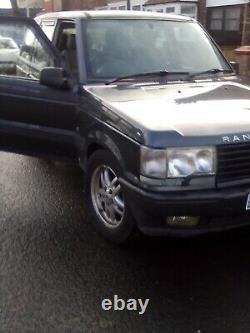 4x4 Range Rover P38, V8,4.0