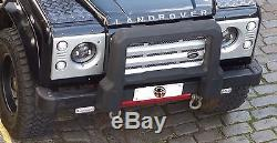 7 inch LED headlights x2 DOT E Approved Land Rover Defender SUV UK/EU 734B