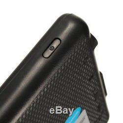 8GB 5 inch Touch Screen Bluetooth Car SUV GPS Navigation SAT NAV Rearview Mirror