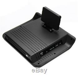 9'' Digital Screen Car DVD LCD Headrest USB SD HDMI Monitor Player Games Remote