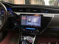 9 Single Din Android 9.1 Quad-core GPS Wifi BT DAB OBD AUX Mirror Link 32GB+2GB