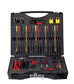 90 PCS Multifunction Auto Circuit Tester Lead Kit Diagnostic Tools Wire Cables