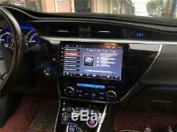 9Full Netcom 1DIN Rotatable Android 9.1 Quad-core 2GB+32GB Car Stereo Radio UK