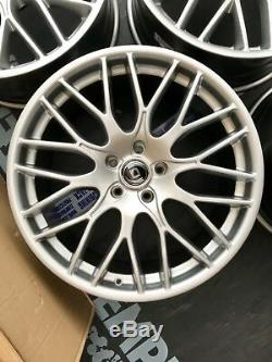 9J x 20 inch alloys 5x120 wheels BMW X5 X6 E39 VW Transporter T5 T6 Range Rover
