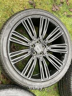 Autobiography 22 Range Rover Sport Vogue Discovery Alloy Wheels With 8mm Tyres