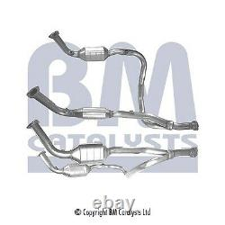 Catalytic Converter fits RANGE ROVER Mk2 P38A 4.6 97 to 01 BM WCD105350 Quality