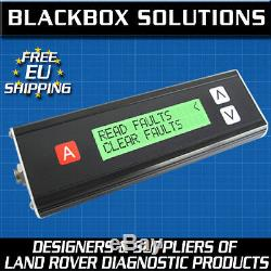 EAS Kicker Range Rover P38 Diagnostics (EK104)