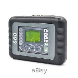 Enhanced SBB V33.02 Car Key Programmer Locksmith Diagnostic Tool OBDII UK FAST