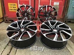 Fits Land Rover Discovery 5 Style & L494 Range Rover 22 Alloy Wheels Only