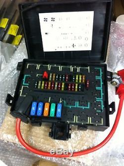 Genuine Land Rover Range Rover P38 97-99 Fuse Box Relay Fusebox AMR6476 New
