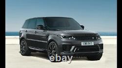 Genuine Land Rover Range Rover Sport Stealth Black Alloys Also Fit New Defender