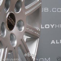Genuine Range Rover L322 Vogue Autobiography 10 Spoke 20inch Alloy Wheels X4