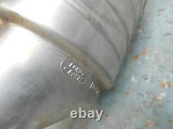 Genuine Range Rover P38 4.0l/4.6l V8 Petrol Front Downpipes With Cat Wcd105350