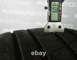 Genuine Range Rover Sport L494 21 Inch Viper Black Alloy Wheels Pirelli Tyres