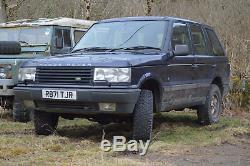LPG Range Rover P38 4.0 V8 Petrol