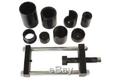 Land Rover Discovery 2 Range Rover P38 Upper Lower Ball Joint Tool Kit In Situ