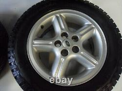 Land Rover Discovery 2 Td5 / Range Rover P38 Wheels And Tyres Size 255 55 R18